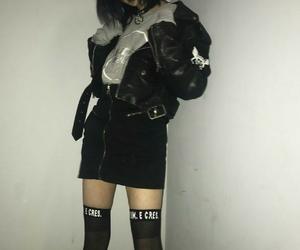 black and kfashion image
