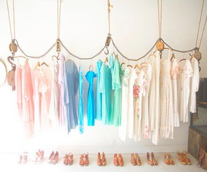 clothes, shoes, and dress image