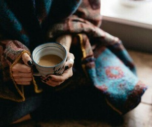 coffee, autumn, and cozy image