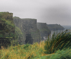 cliffs of moher, brooks brothers style, and ireland travel guide image