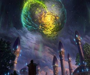 world of warcraft, legion, and argus image