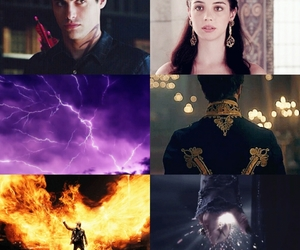 care, red queen, and mare barrow image