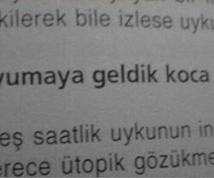 alıntı, türkçe sözler, and gökyüzüm mavi image