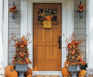 autumn and decoration image