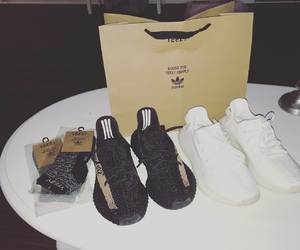 black, boost, and kanye image