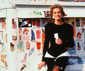 actrice, ice-cream, and glace image