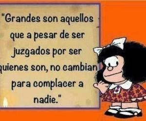 mafalda and frases image