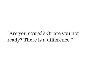 quotes and scared image