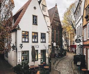 home, street, and atuum image