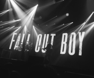 FOB, aesthetic, and fall out boy image