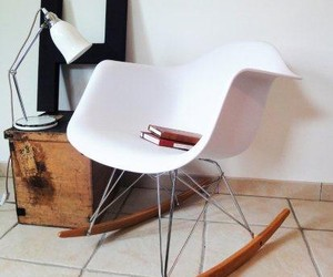 eames chair and iconic furniture image