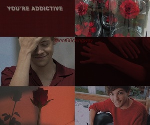 aesthetic, background, and louis image