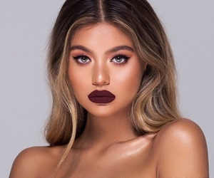 cosmetics, model, and kylie image