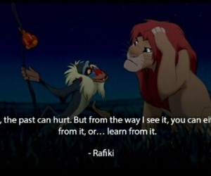 disney, quotes, and lion king image