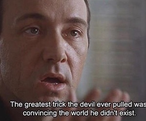 cinema, usual suspects, and Devil image