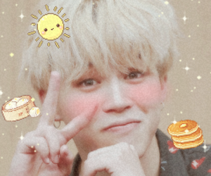 icons, cute, and jimin image