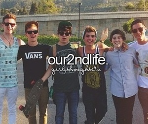 our2ndlife and girly thoughts image