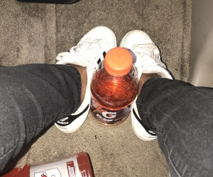 adidas, jeans, and lemonade image