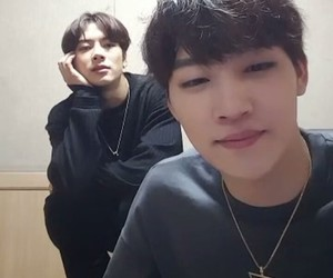 jackson, JB, and got7 image