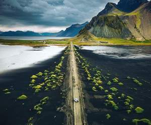 iceland, life, and live free image