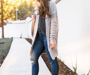autumn, fashion, and girl fashion image