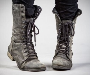 aesthetic and boots image