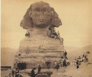 egypt, history, and sphinx image
