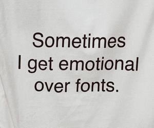 fonts, graphic design, and quote image