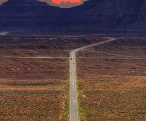 beautiful nature, traveling, and desert image