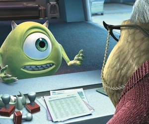 monsters inc, disney, and monster inc image