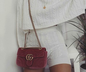fashion, white, and gucci image