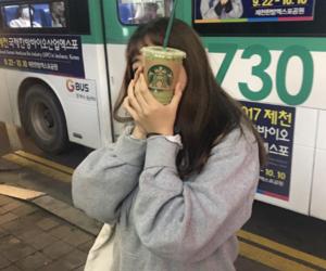 aesthetic, brown, and korean image