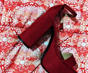 heels, passion, and red image