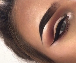 brown sugar, chic, and eyebrows image