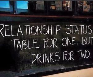 quotes, drink, and Relationship image