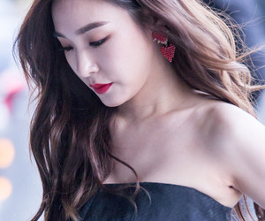 tiffany, snsd, and tiffany hwang image