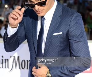 glasses, zac efron, and gettyimages image