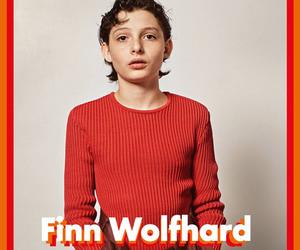 stranger things and finn wolfhard image