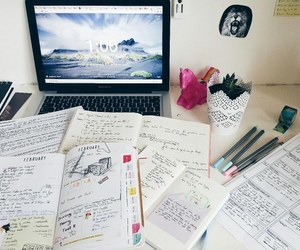school, study, and motivation image