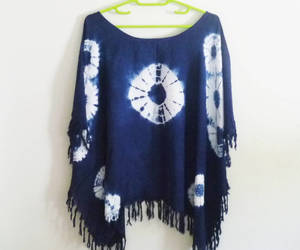 blouse, tshirt, and tie dye shirt image