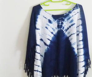 blouse, tie dye shirt, and etsy image