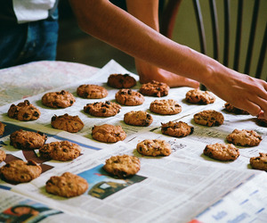 baking, film, and food image
