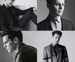 gay, glee, and jonathan groff image