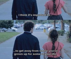 quotes, life, and movie image