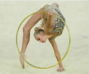hoop, olympic games, and kudryatvseva image