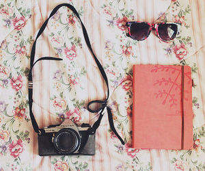 camera, sunglasses, and photography image
