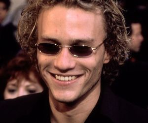heath ledger, 90s, and actor image