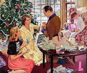 holiday, christmas, and family image