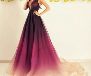 dress, loveit, and roses image