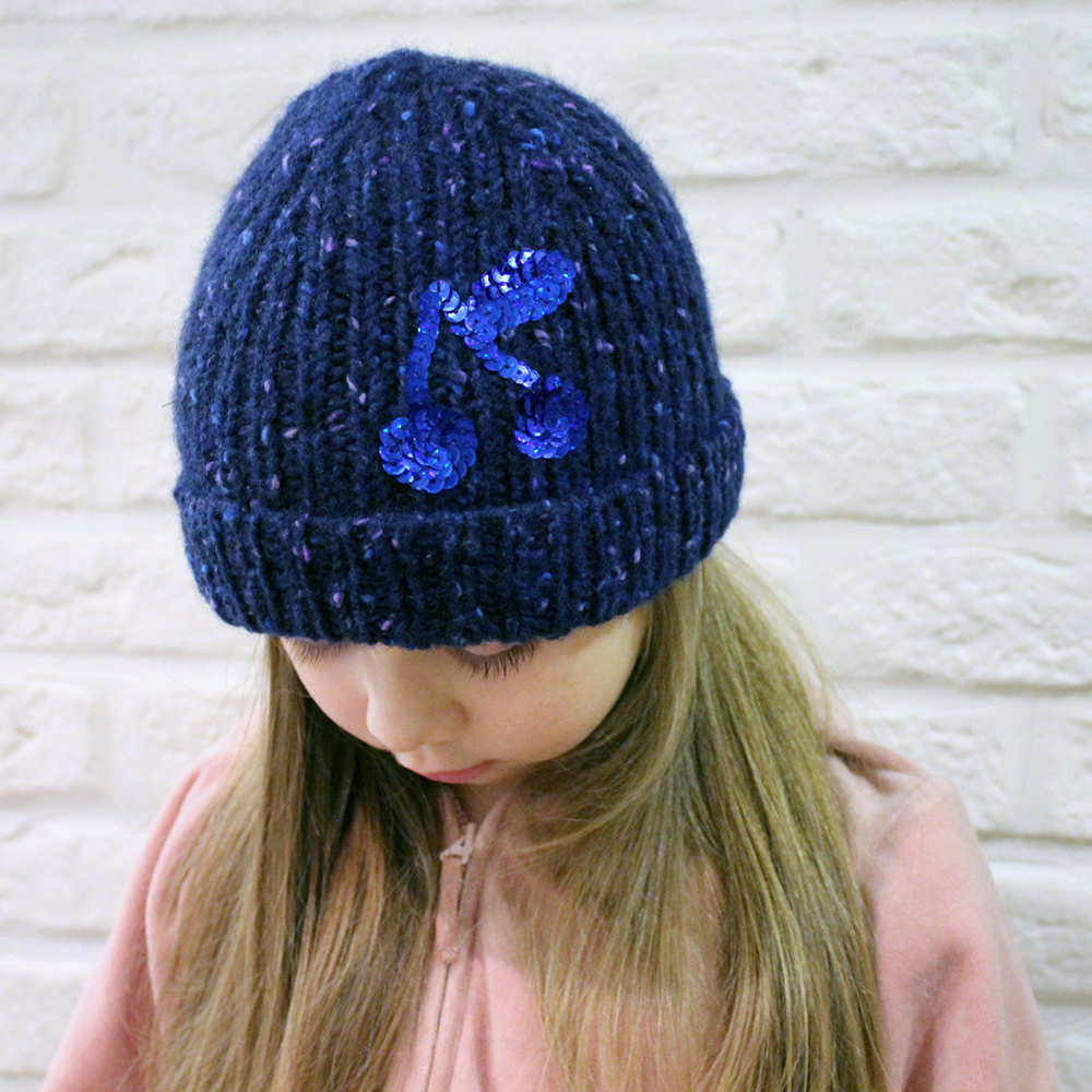 beanie, blue, and donegal image